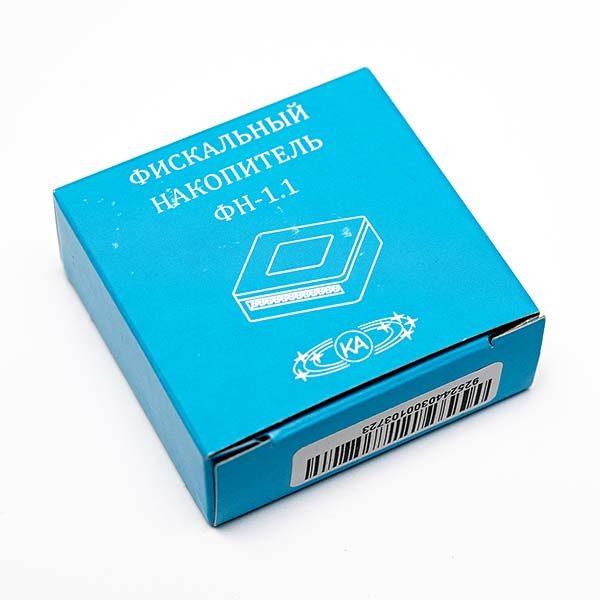 ФН фискальный накопитель коробка 1.1 КА